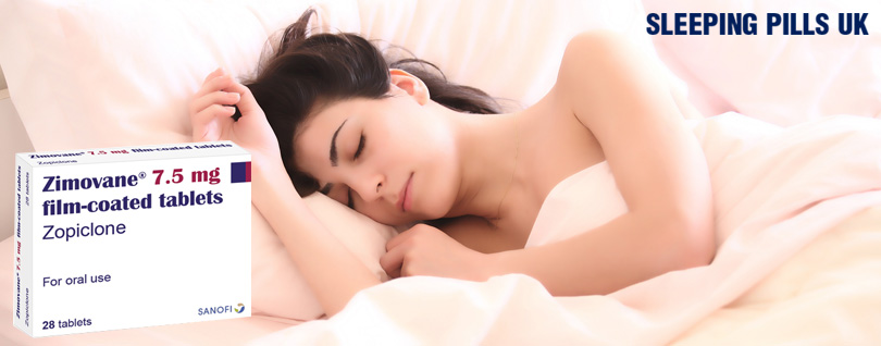 Buy Zopiclone Online and Remedy Insomnia