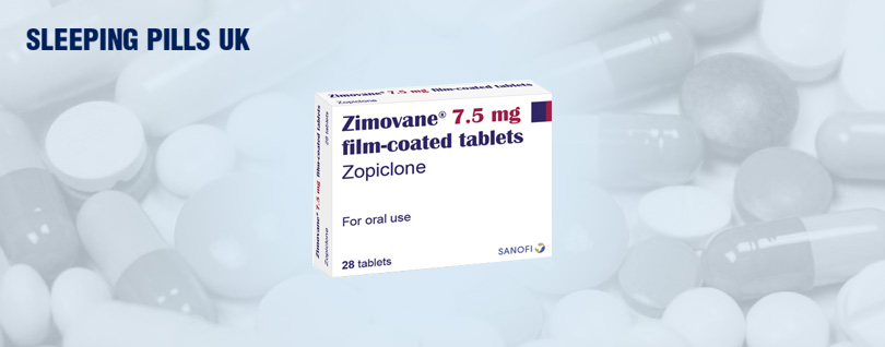 Zopiclone Tablets Induce Sleep the Fastest