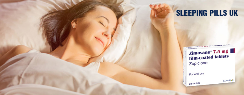 Zopiclone 7.5mg Guarantees the Best Sleep
