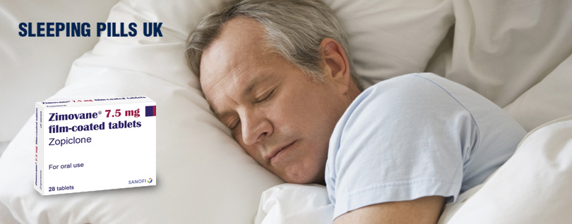 Sleep Easily with Zopiclone 7.5mg Tonight