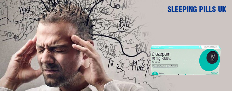 Lessen Anxiety with Diazepam 10 mg Tablets