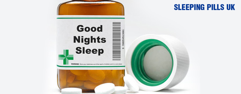 Get Online Sleeping Tablets in the UK