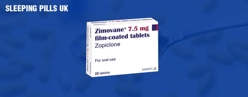 Get High - Grade Generic Zopiclone in the UK