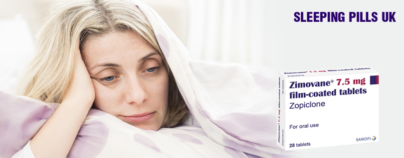 Many Sleepless People Use Zopiclone 7.5mg Nightly