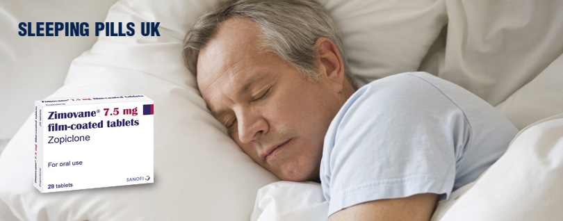 Sleep Deeply with Zopiclone in the UK