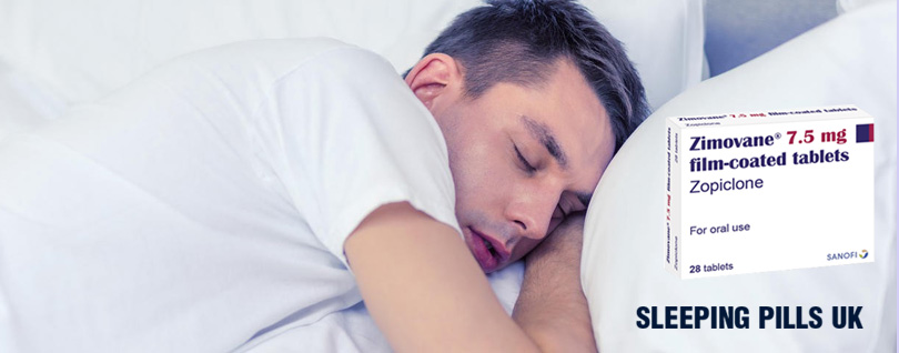 Use Zopiclone in the UK to Sleep