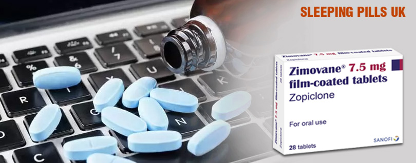 Zopiclone in the UK is Retailed Online
