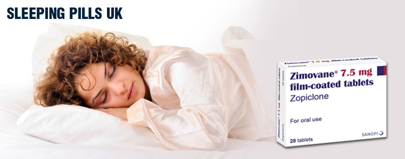 People Take Zopiclone 7.5mg to Sleep Tightly