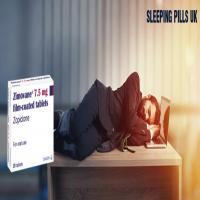 Sleep Well by Using Zopiclone 7.5mg Tablets