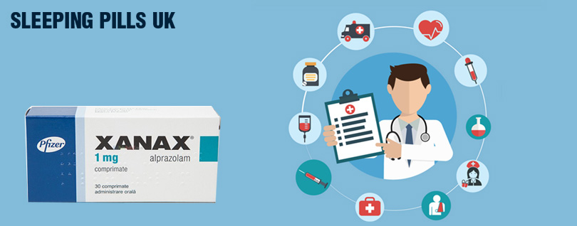 Xanax 1mg Is Available from Online Pharmacies