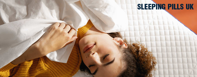 Recuperate with Sleeping Tablets in the UK