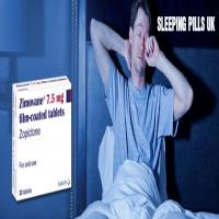 Take a Zopiclone 7.5mg Tablet at Night