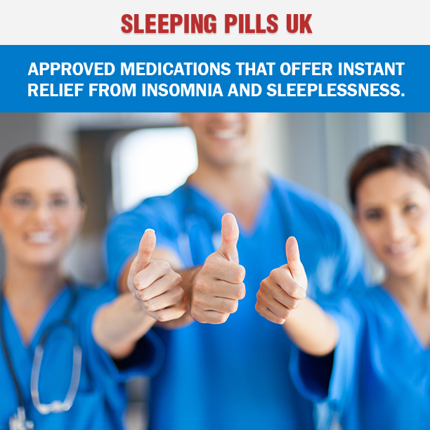 Buy Sleeping Pills, UK Studies Prove That It Has a Necessary Place