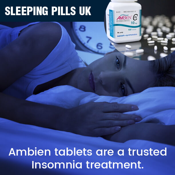 Improve Sleep By Buying Ambien Online | UK Stock Is Guaranteed