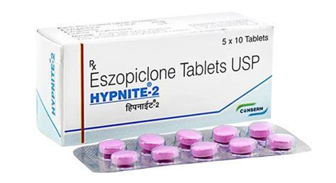 Eszopiclone 2 mg
